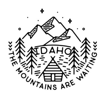 Idaho Mountains are calling
