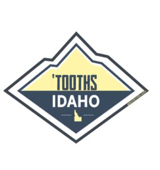 Idaho Tooths Decal