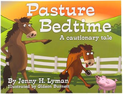 Pasture Bedtime Book