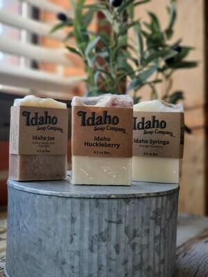 Idaho Potato Soap Bars
