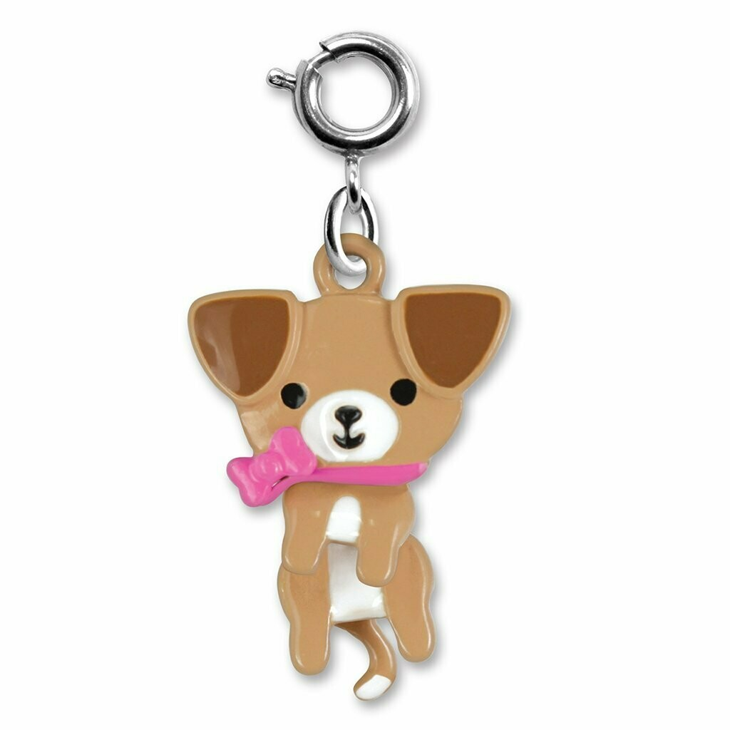 Swivel Puppy Charm