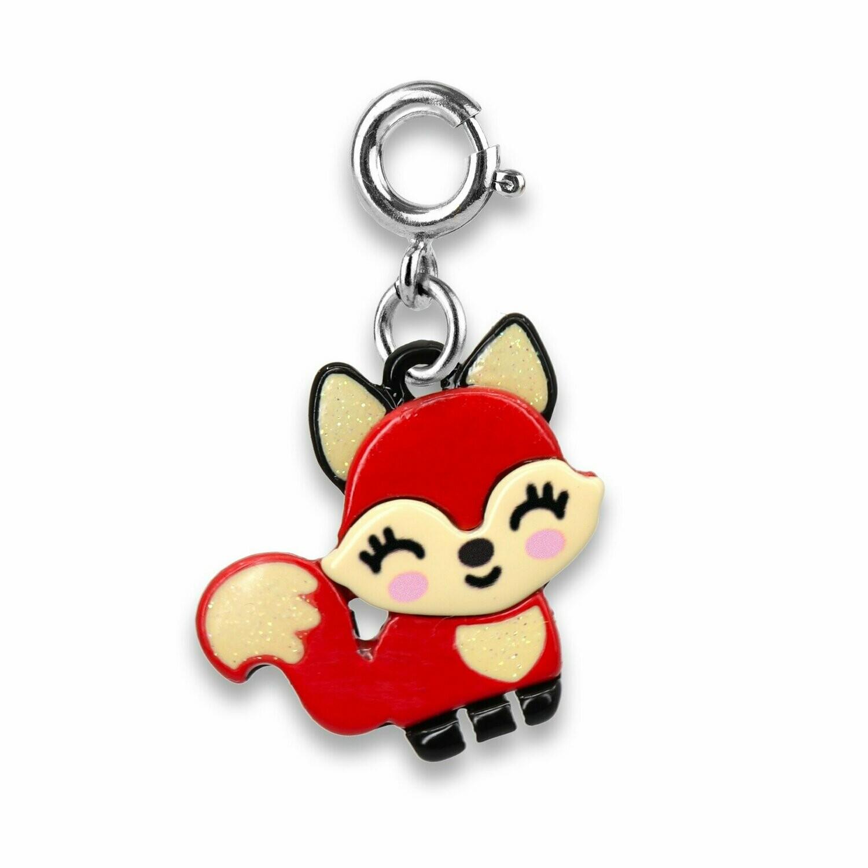 Red Fox Charm