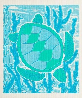 Barbs Turtle Wet It