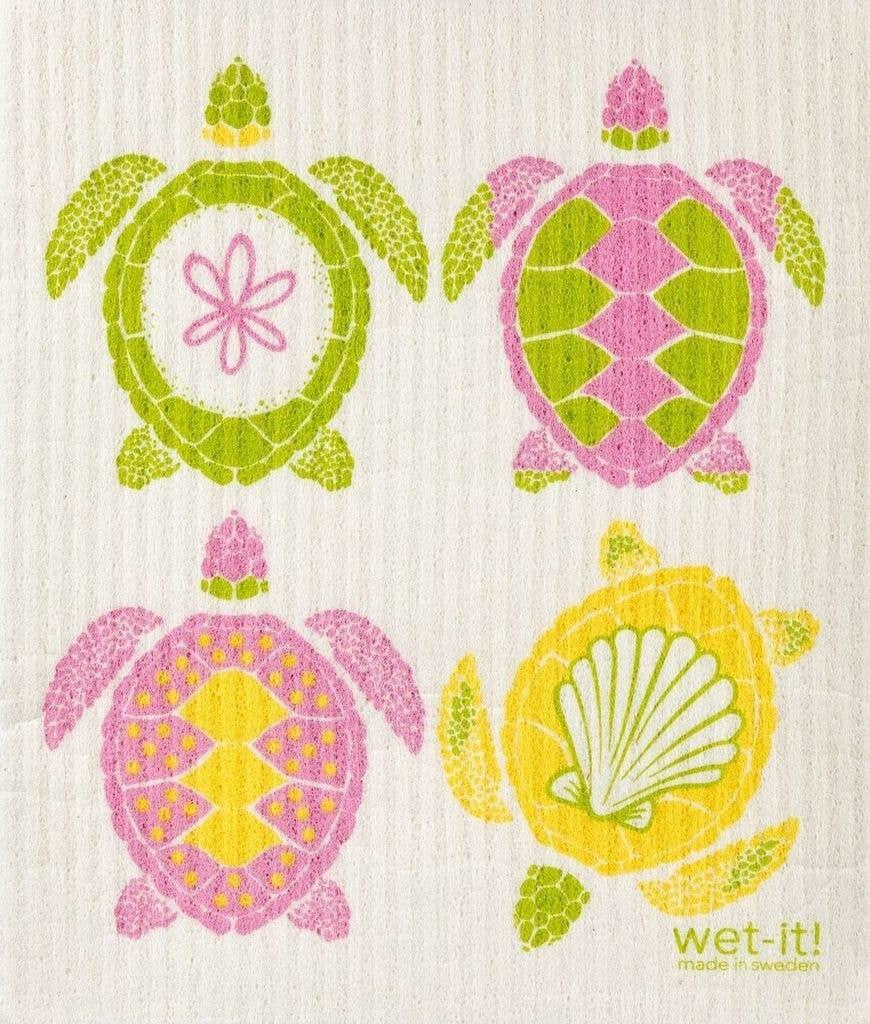 Turtle Multi Color