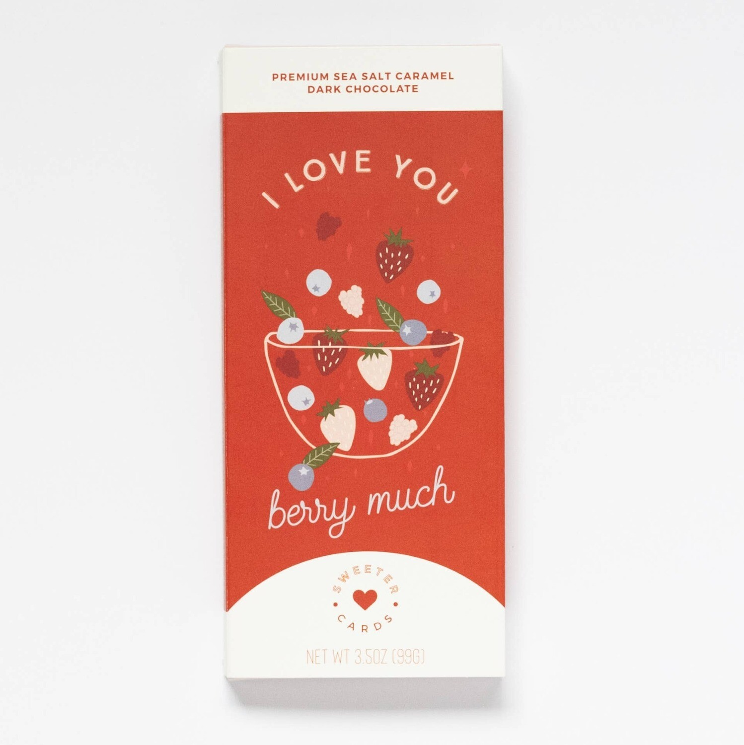 I love you berry much Sweeter Card