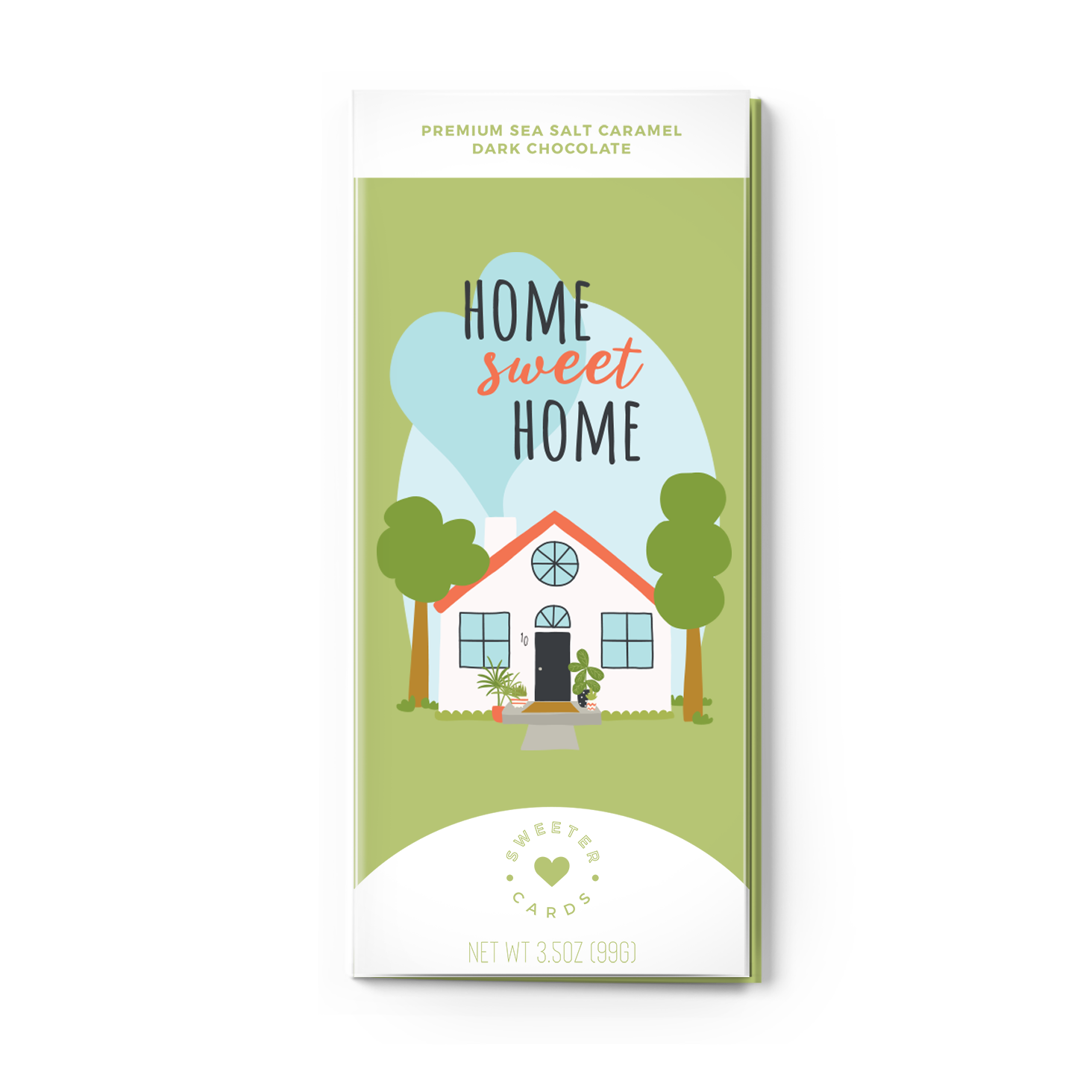 Home Sweet Home Sweeter Card