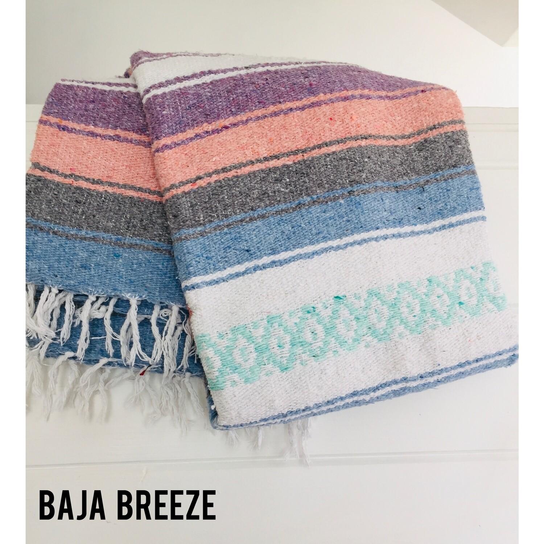 Baja Breeze Throw Blanket