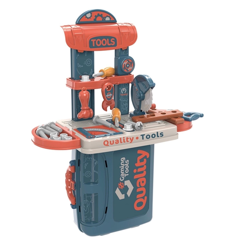 Builder Workbench Playset in a Case