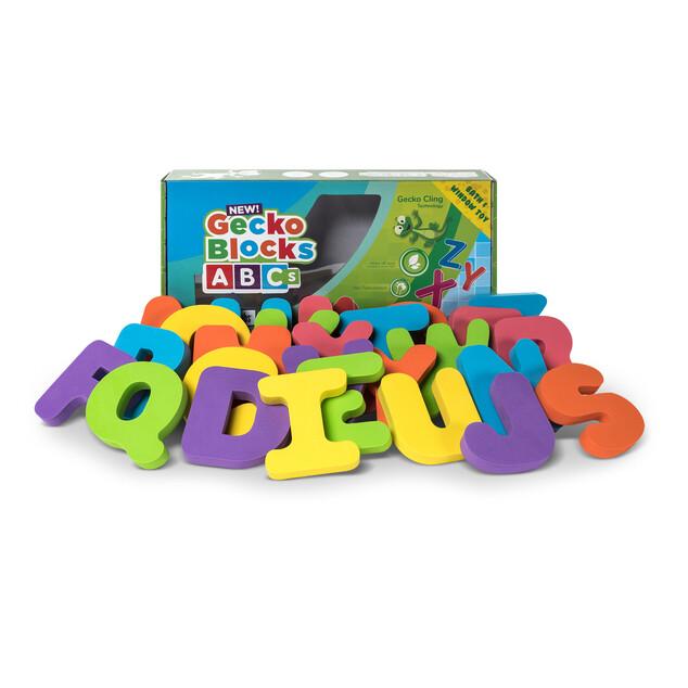 Gecko Blocks ABCs