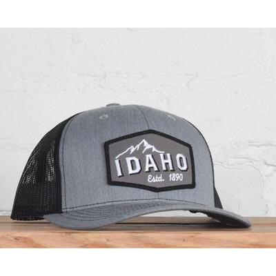 Idaho Range Snapback