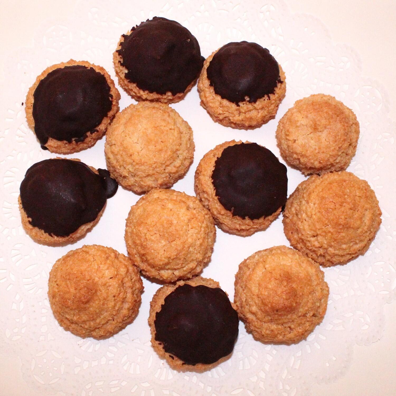 Coconut Macaroons - One Dozen