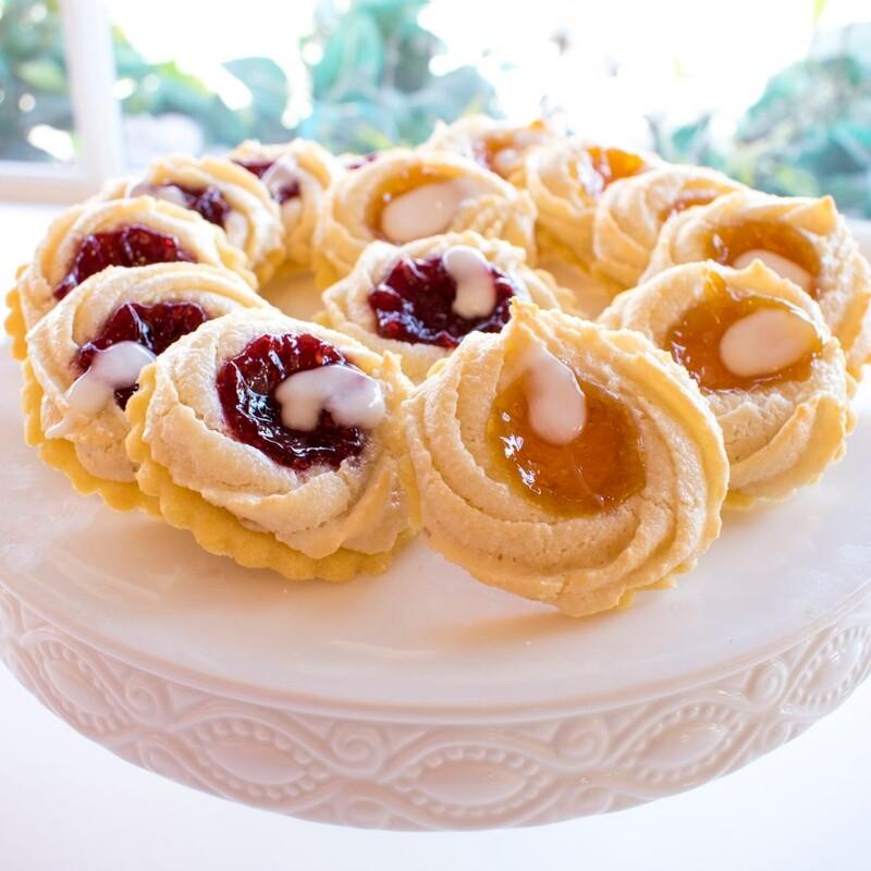 Owl-Eye Cookies (One Dozen)
