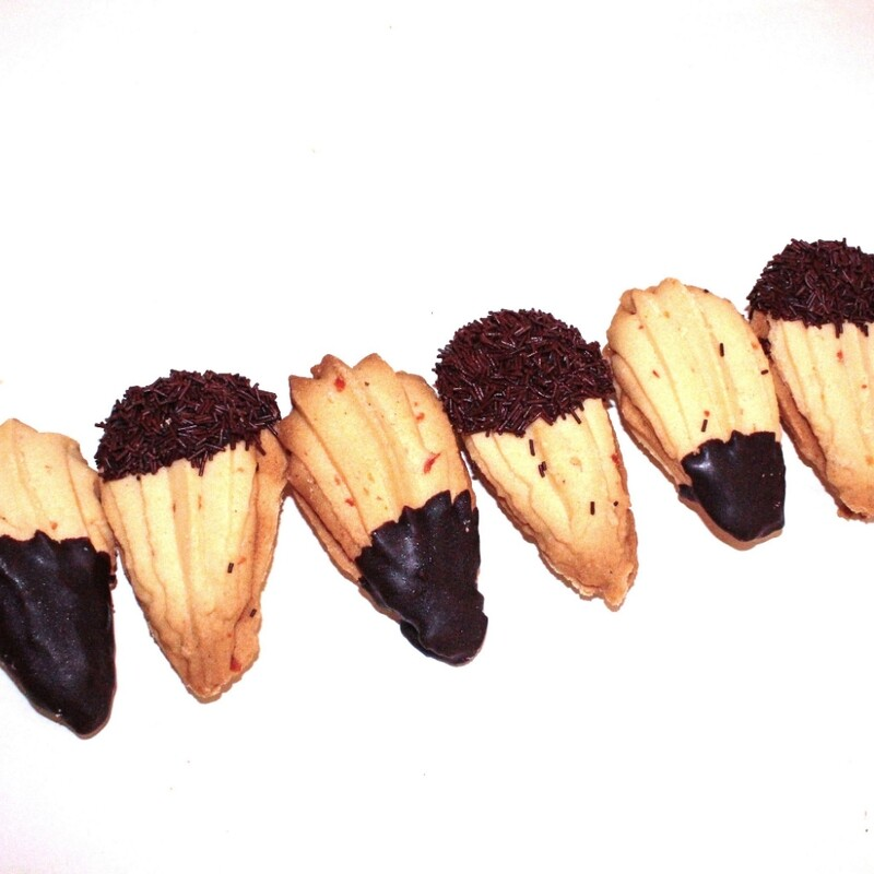 Clam Cookies (One Dozen)
