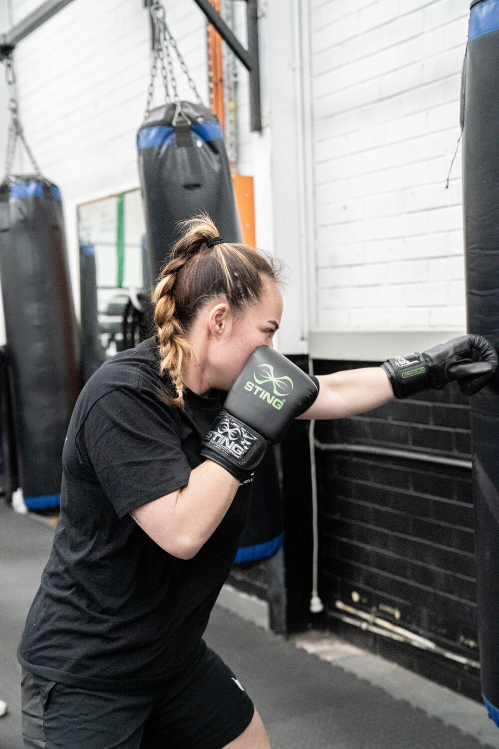 Casual Boxing Fitness