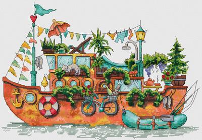 Дом-корабль мечты