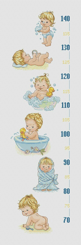 Ростомер купание для мальчика