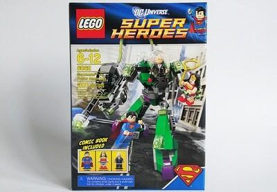 Супермэн против Лютера