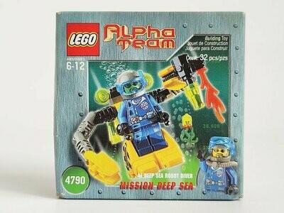 Deep Sea Robot