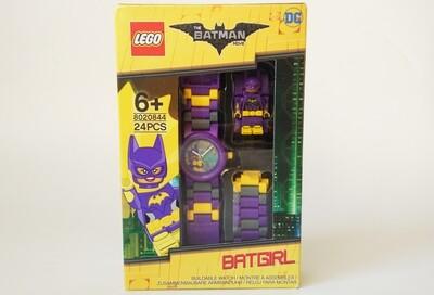 Lego часы Бэтгерл