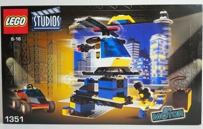 Lego 1351 Movie Backdrop Studio