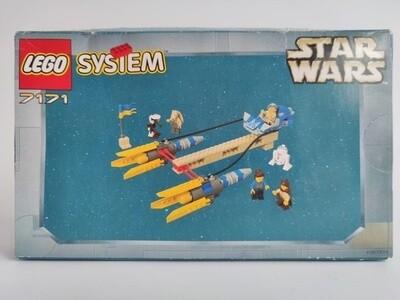 Lego 7171 (часть набора)