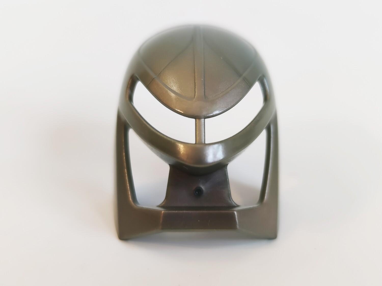Серебряная маска MIRU