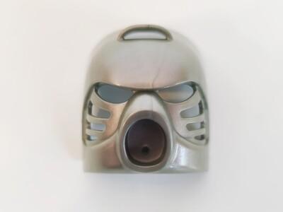 Серебряная маска HAU