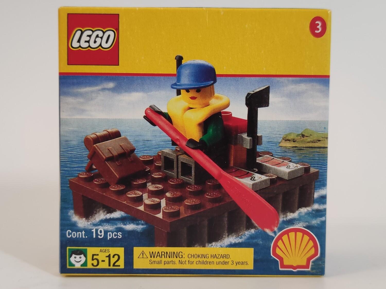 Lego 2537 Extreme Team Raft