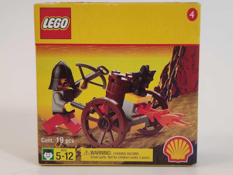 Fright Knights Fire Cart