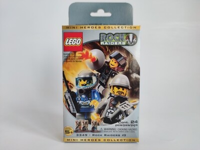 Mini Heroes Collection