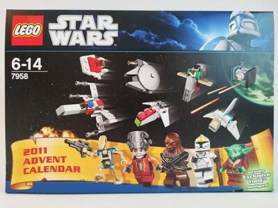 Lego 7958  Advent Calendar