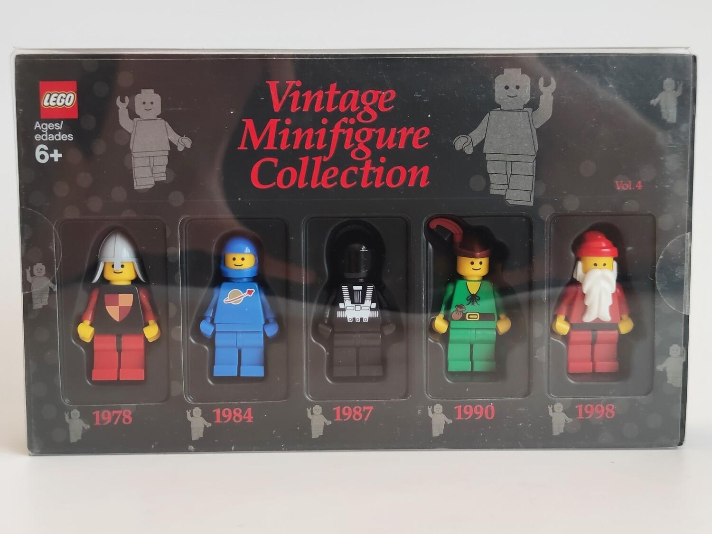 Vintage Minifigure Collection Vol. 4