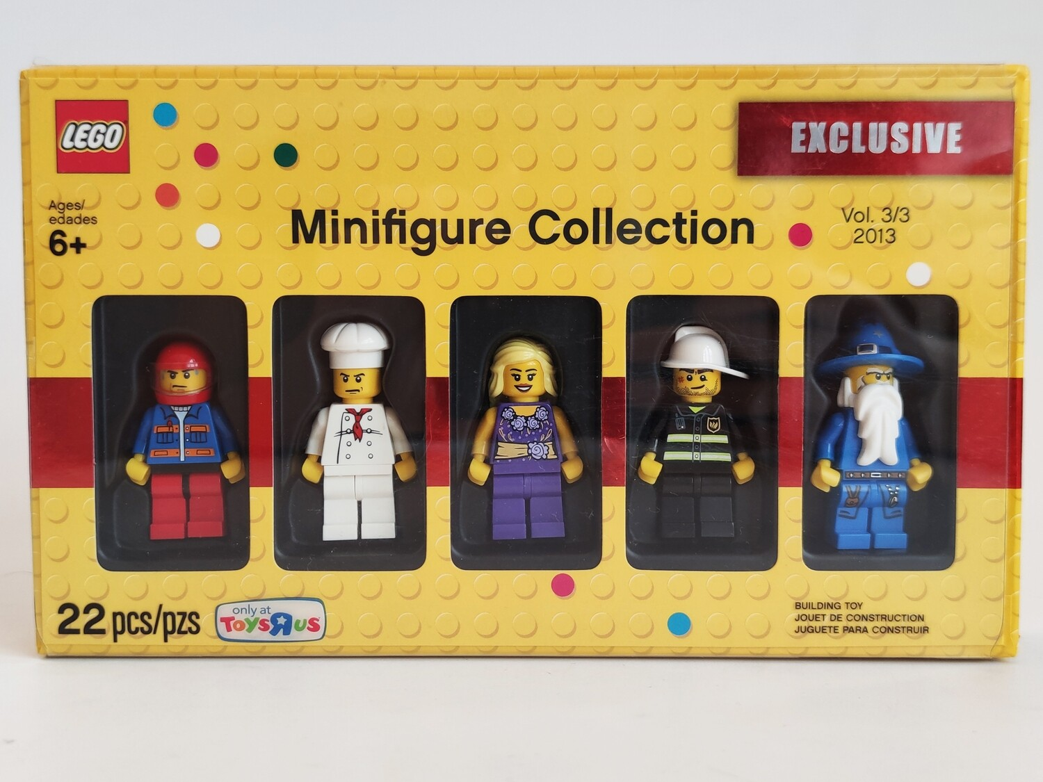 Minifigure Collection, Vol. 3/3