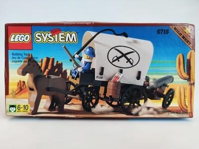 Lego 6716 Weapons Wagon