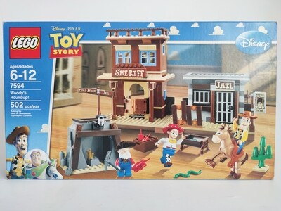 Woody's Roundup!