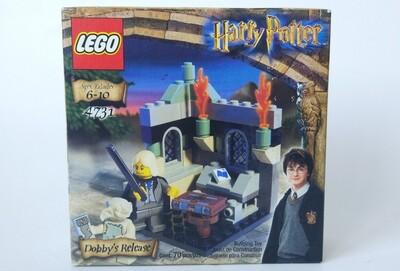 Lego 4731 Dobby's Release