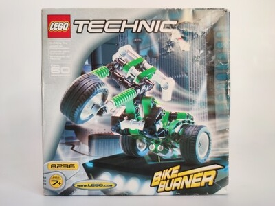 Lego Bike Burner 8236