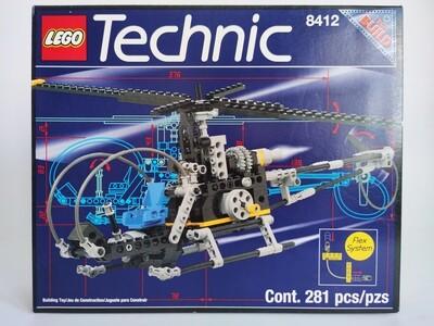 Lego 8412 Nighthawk