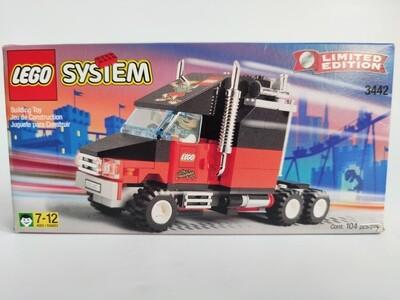 Lego 3442 Legoland California Truck, Limited Edition
