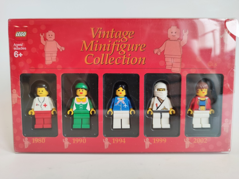 Lego Vintage Minifigure Collection Vol. 5 852769-1