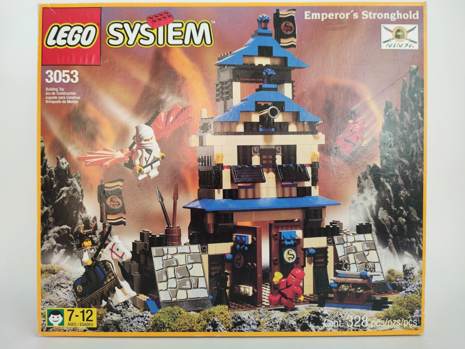 Lego 3053 Emperor's Stronghold