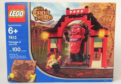 Lego 7413 Jun-Chi