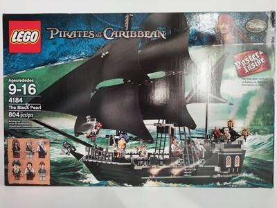 Lego 4184 The Black Pearl