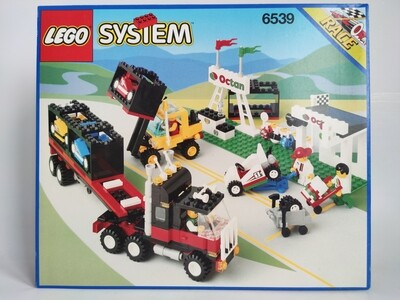 Lego 6539 Victory Cup Racers