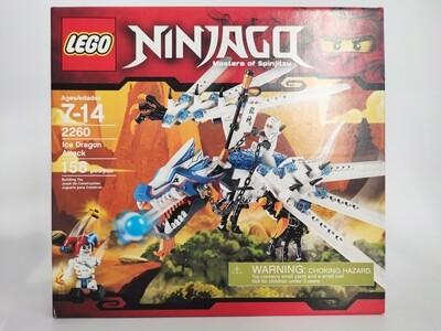 Lego 2260 Ice Dragon Attack