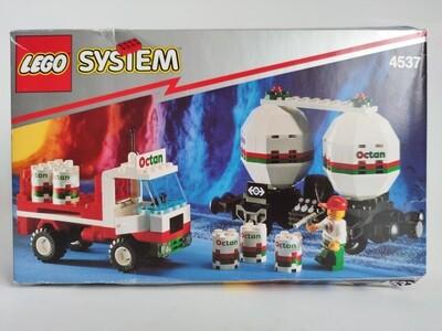 Lego Twin Tank Transport 4537
