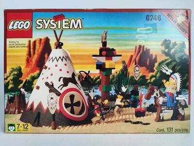 Lego 6746 Chief's Tepee