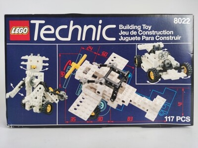 Lego Starter Set 8022