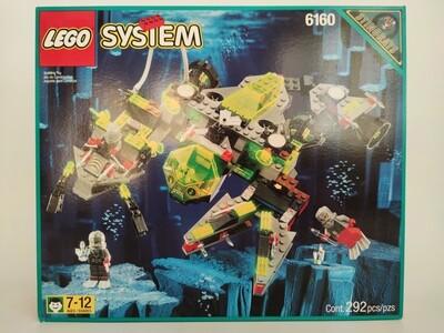 Lego Sea Scorpion 6160