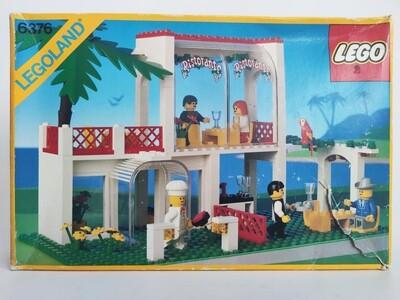 Lego Breezeway Cafe 6376